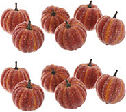 Set of 2 Boxes of Beaded Pumpkin Filler by Valerie - H216462
