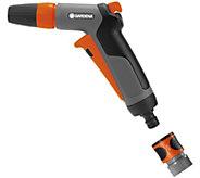 Gardena Frost Proof Adjustable 2-in-1 Hose Nozzle - H290962