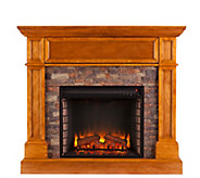 Bluff Canyon Thornton Convertible Electric Fireplace - H291062