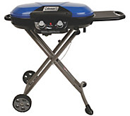Coleman Roadtrip X-Cursion Collapsible PropaneGrill - Blue - H300762