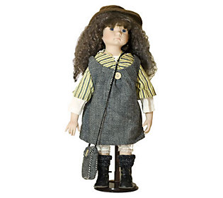 Ellis Island Collection of Porcelain Dolls -