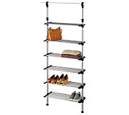 Whitmor Closet 6-Shelf Shoe Rack System - H280763