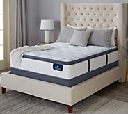 Serta Perfect Sleeper Elite Super Pillowtop CKMattress Set - H293263