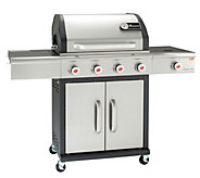 Landmann Precision Chef 4.1 Stainless Steel Grill - H301463