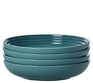 Le Creuset Set of (4) 8.5 Pasta Bowls - H301763