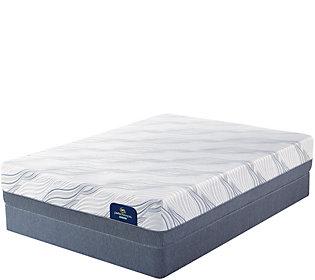 Serta Perfect Sleeper Hybrid Bellfair CK PlushMattress Set
