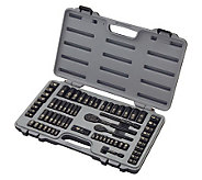 Stanley 92-824 69-Piece Black Chrome MechanicsTool Set - H140965