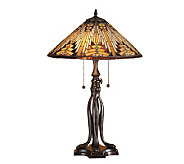 Tiffany-Style 25-1/2 Southwest Table Lamp - H159765