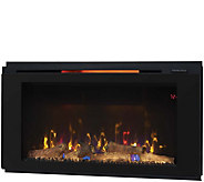 ClassicFlame Helen 36 Wall-Mounted Electric Fireplace - H293065