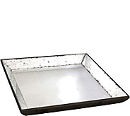 Waverly Mirrored Square Tray by Valerie - H295766