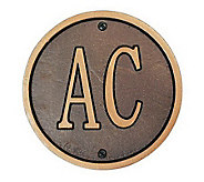 Personalized Arch Marker - Standard Wall - H139167