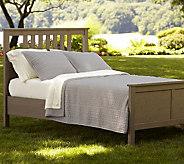 Berkshire Blanket F/Q Tranquility Reversible Blanket & Shams - H289967