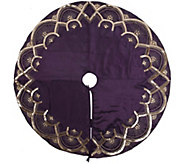 Her Majesty Collection Tree Skirt by Vickerman - H301267