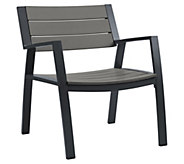 Real Flame Set of 2 Anson Outdoor Chair Set - H302267