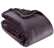 Berkshire Blanket Heavyweight Velvet Soft FL/QNBed Blanket - H302867