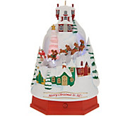Hallmark Keepsake North Pole Tabletop Ornament - H214668