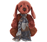 Charlie Bears Collectible 12 Duffle Plush Bear - H215668