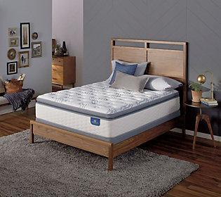 Serta Perfect Sleeper Twin Bravada PillowtopMattress Set
