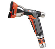 Gardena Metal Premium Multi-Pattern Spray Gun - H290968