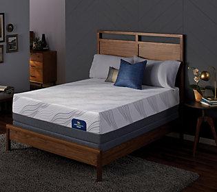 Serta Perfect Sleeper Hybrid Harmonic Plush King Mattress Set