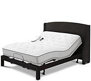 Sleep Number p6 Cal King Adjustable Base Mattress Set - H216569