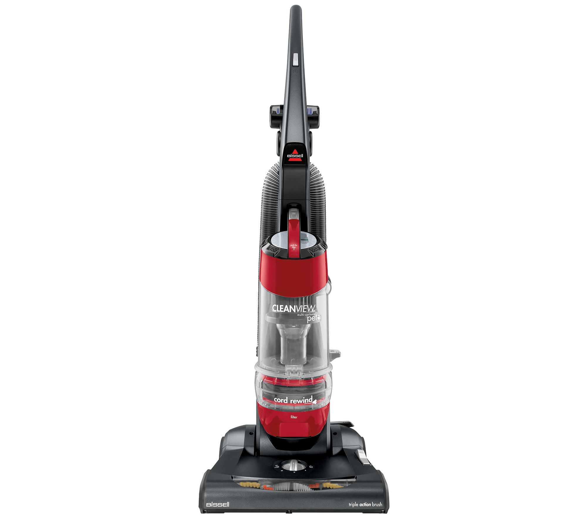 Bissell Cleanview Complete Pet Vacuum Page 1 Qvc Com