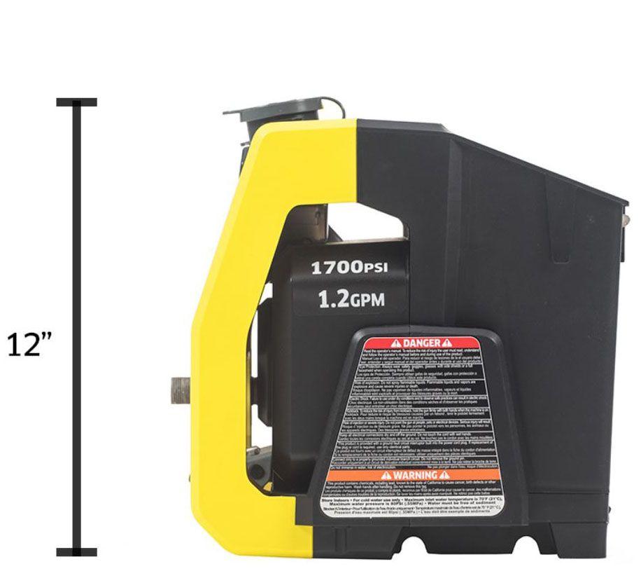 Karcher K1700 Electric Pressure Washer Cube — QVC com