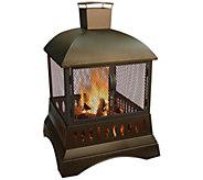 Landmann Grandezza Fireplace - H302069