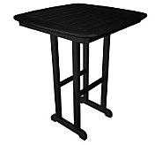 POLYWOOD Nautical 31 Counter Table - H349869
