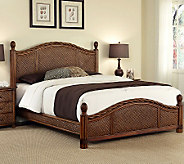 Home Styles Marco Island Queen Bed & Nightstand - H366569