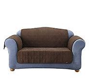 Sure Fit Soft Faux-Suede Furniture Friend Pet Throw - Sofa - H174470