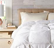 Charisma 400TC Pintuck Queen Comforter w/ Baffle Box - H213070