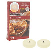 Candle Impressions Set of 2 Fragrance Topper Refills - H213470