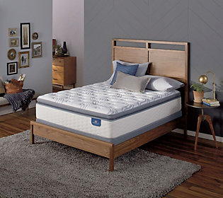 Serta Perfect Sleeper Queen Bravada PillowtopMattress Set