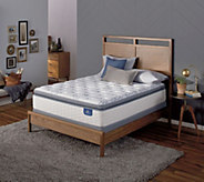 Serta Perfect Sleeper Split Queen Bravada Pillow top Matt Set - H219171