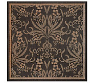 Couristan Recife Cottage Indoor/Outdoor 76 Square Rug - H175072