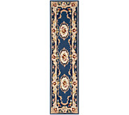 Royal Palace 23x96 Wool Special Edition Marquis Aubusson Rug - H212372
