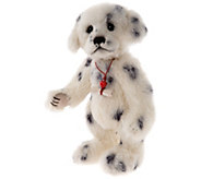 Charlie Bears Collectible 8 Polka Dot Limited Edition Mohair Bear - H215672