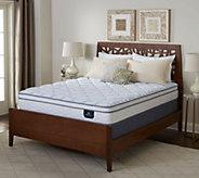 Serta Perfect Sleeper Carmine Euro Top Twin Mattress Set - H291972