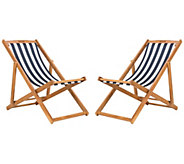 Loren Foldable Sling Chair by Safavieh - H371972