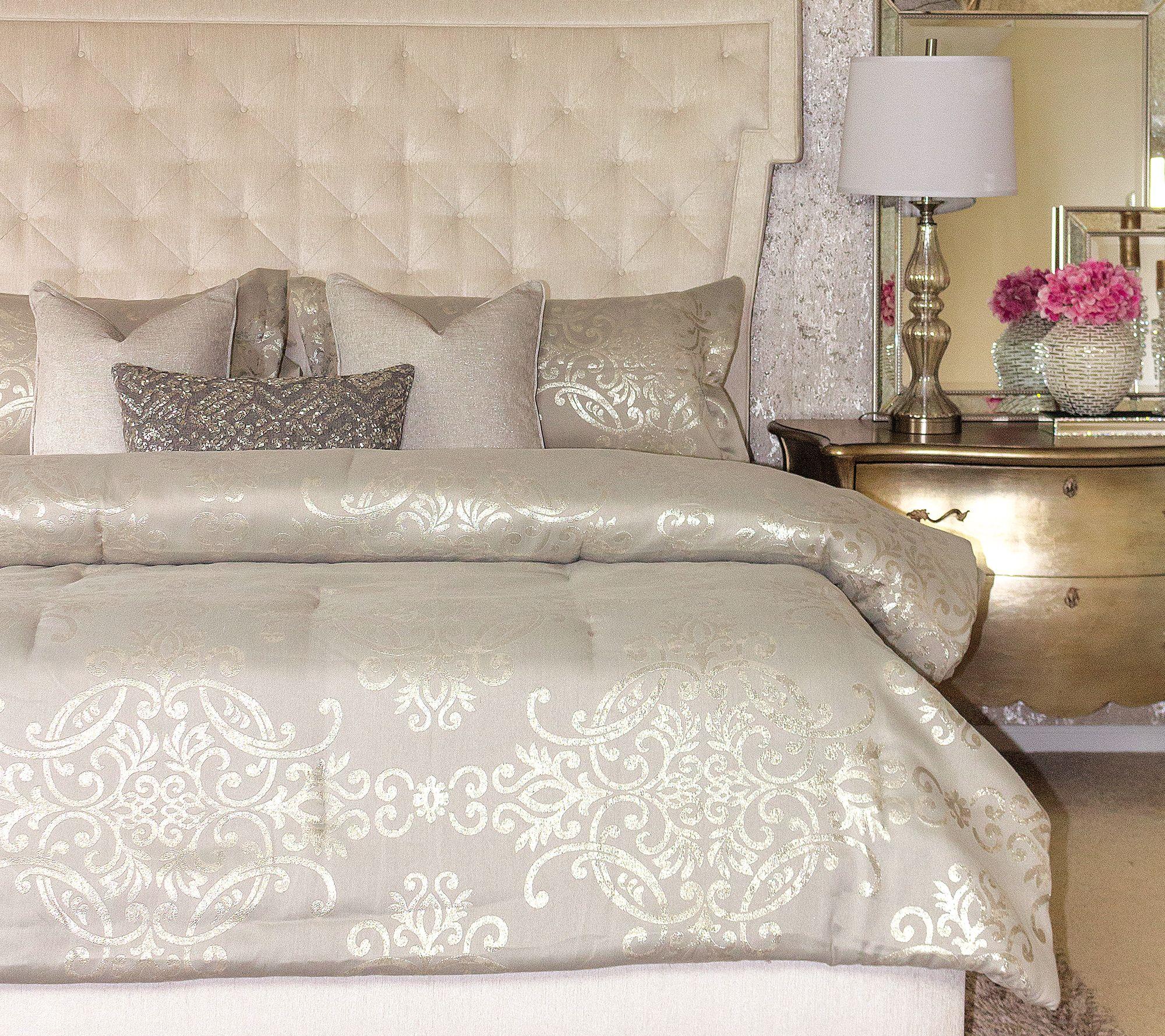 Home Decor 6 Piece Full Comforter Set