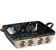 Temp-tations Old World Basketweave Bread Basket - H296173