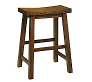 Powell Honey Brown Counter Stool - H354373