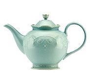 Lenox French Perle Teapot - H365673