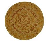 Anatolia III 8 x 8 Round Handtufted OrientalWool Rug - H183674