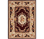 Royal Palace 5x7 Wool Special Edition Marquis Aubusson Rug - H212374