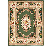 Royal Palace 7x9 Wool Special Edition Marquis Aubusson Rug - H212375