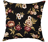Plow & Hearth Polyester Classic Outdoor Throw Pillow - H289375