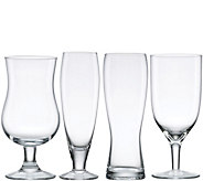 Lenox Tuscany Classics Set of 4 Craft Beer Collection Glasses - H293475