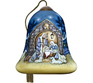 3.00 Away in a Manger Ornament by NeQwa - H294275